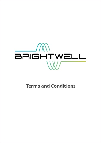 Icon of the Brightwell Terms and Conditions